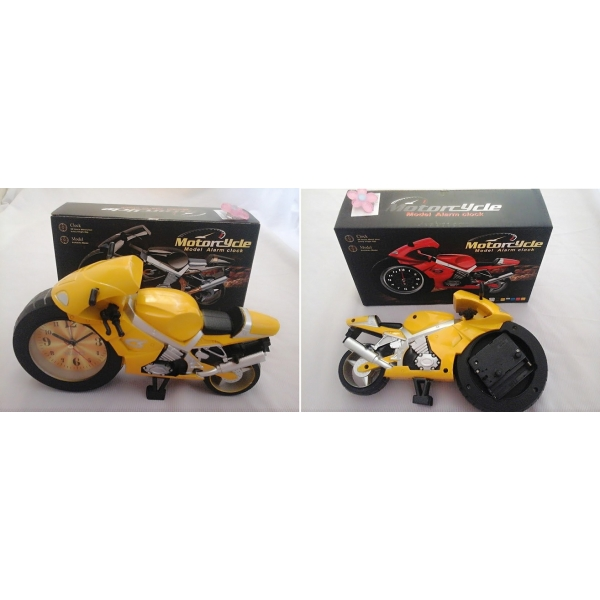 **CELLY**MOTOR CYCLE ALARM CLOCK