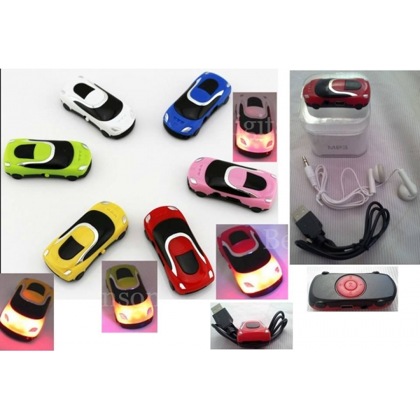 **CELLY**MP3 TOUCH MINI CAR MODEL MP3 PLAYER