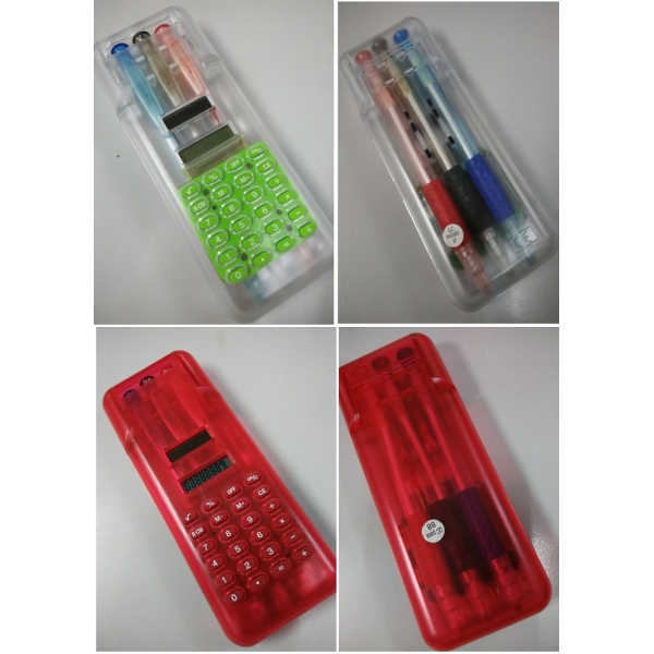**CELLY**  MULTIFUNCTION CALCULATOR WITH PEN