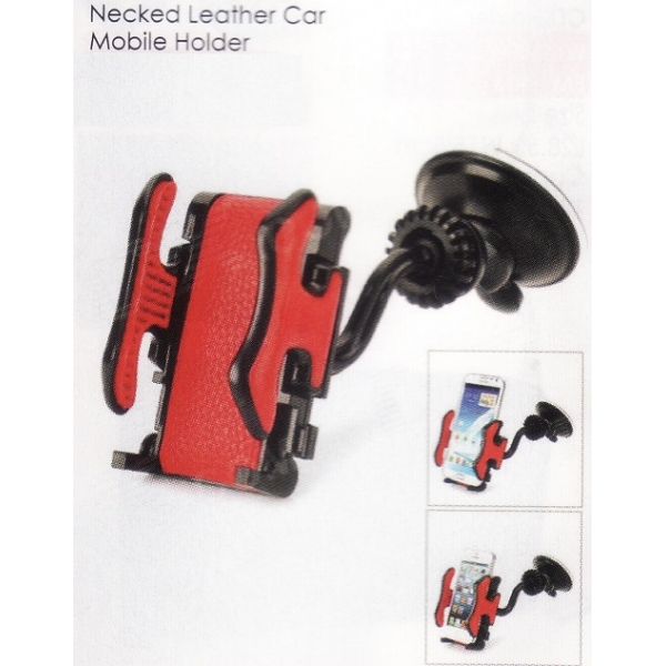 **CELLY** NECKED LEATHER CAR MOBILE HOLDER