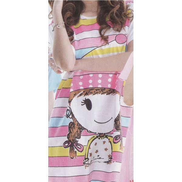 **CELLY**NIGHT WEAR ~ SLEEPING GOWN ~ (PINK)