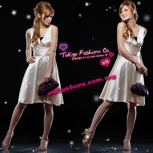**CELLY** OFFER!! Imported Dress (Fashionable Korean Pattern Graceful ..