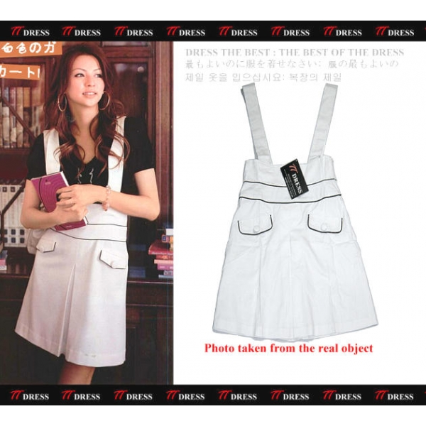 **CELLY** OFFER!! Imported Fashionable High-dense Cotton Sling Skirt (..