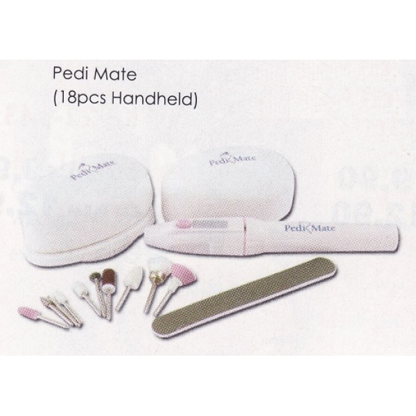 **CELLY** PEDI MATE (18 PCS HANDHELD)