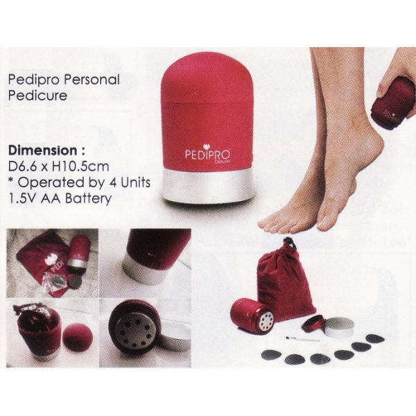 **CELLY** PEDIPRO PERSONAL PEDICURE