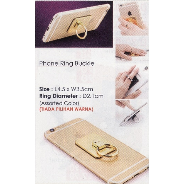 **CELLY**Phone Ring Buckle(Assorted Color)
