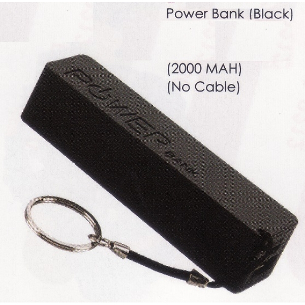 **CELLY** POWER BANK(BLACK)