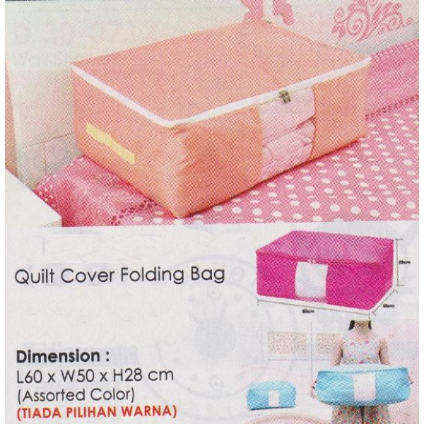 **CELLY**QUILT COVER FOLDING BAG (?????????)