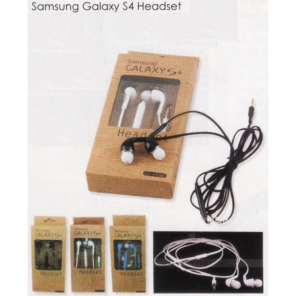 **CELLY** SAMSUNG GALAXY S4 HEADSET