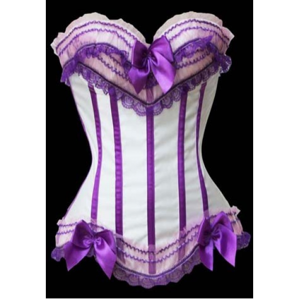 **CELLY**Sensational Ruffles Trimmed Fashion Bustier