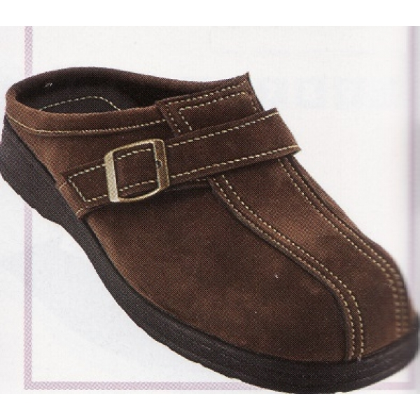 **CELLY**Up to Size 10 Men Sandal /Slipper(Brown)
