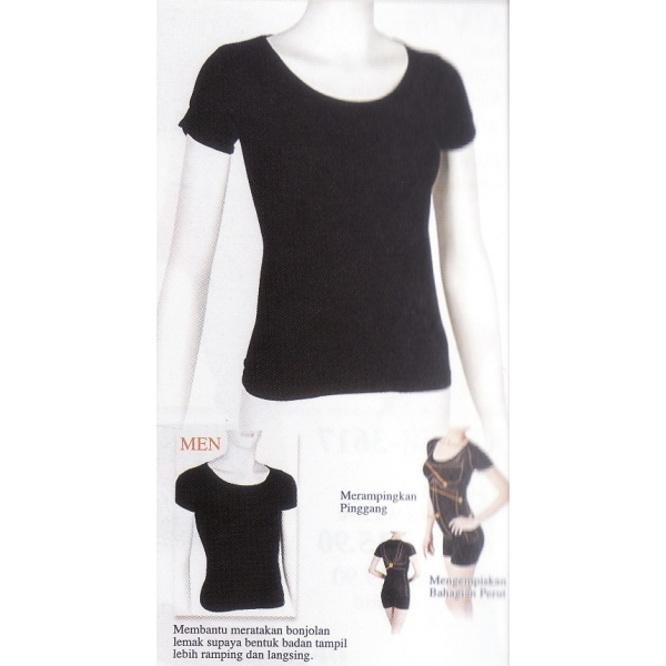 **CELLY**UNISEX TAPPING BEAUTY WEAR (BLACK)