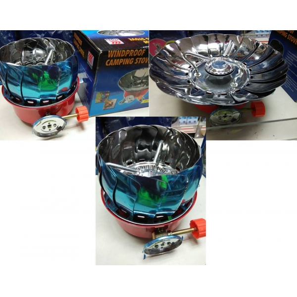 **CELLY**WINDPROOF CAMPING STOVE