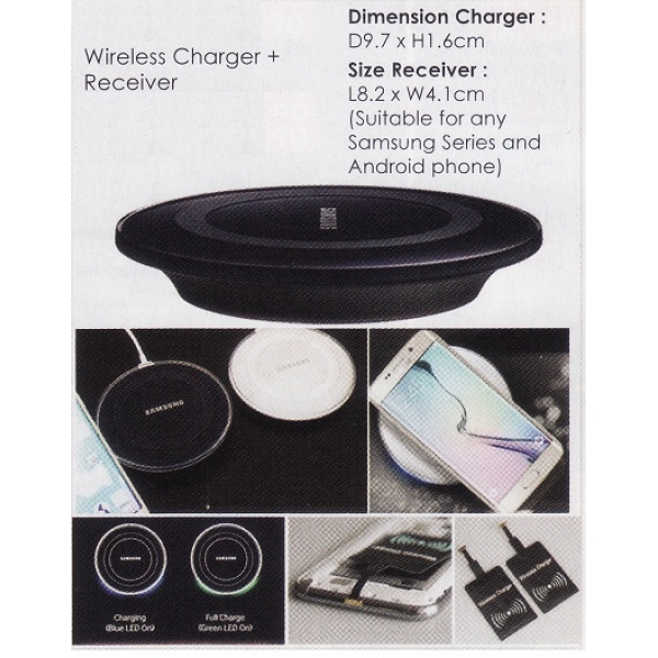 **CELLY**Wireless Charger + Receiver (Suitable for any SAMSUNG Series ..