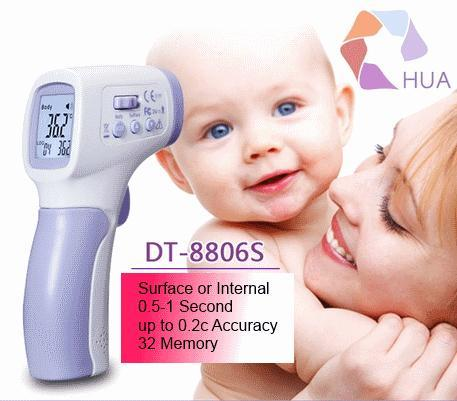 CEM DT8806S Contactless Human Infrared IRThermometer