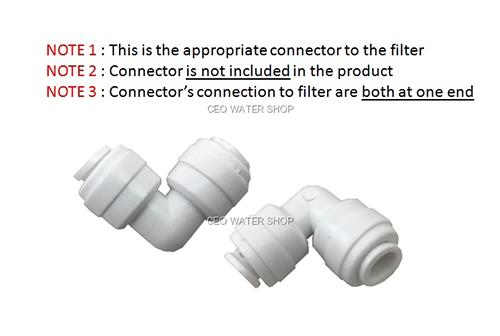 CEO Water 11' Korea Ultra Filtration In-line (Imported)