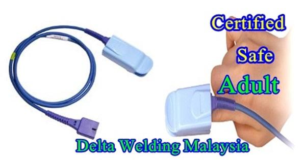 Certified Malaysia Medical SPO2 Probe Sensor Adult