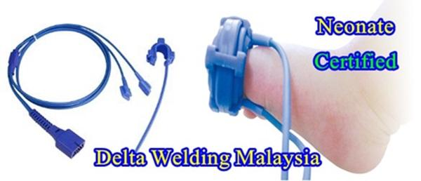 Certified Malaysia Medical SPO2 Probe Sensor  for Neonate