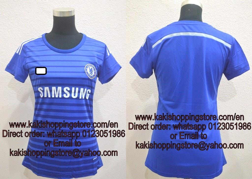 CFC FC Home 14/15 Ladies Jersey/ Jersi