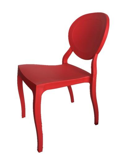 chair | Designer chair | cafeteria chair | plastic chair 1007RD