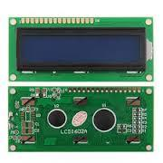 Character LCD Display 1602 Blue Blacklight for Arduino, Respberry