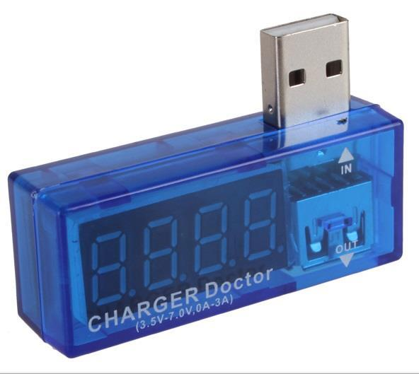 Charging monitor Doctor USB Power Current Voltage Tester Check meter