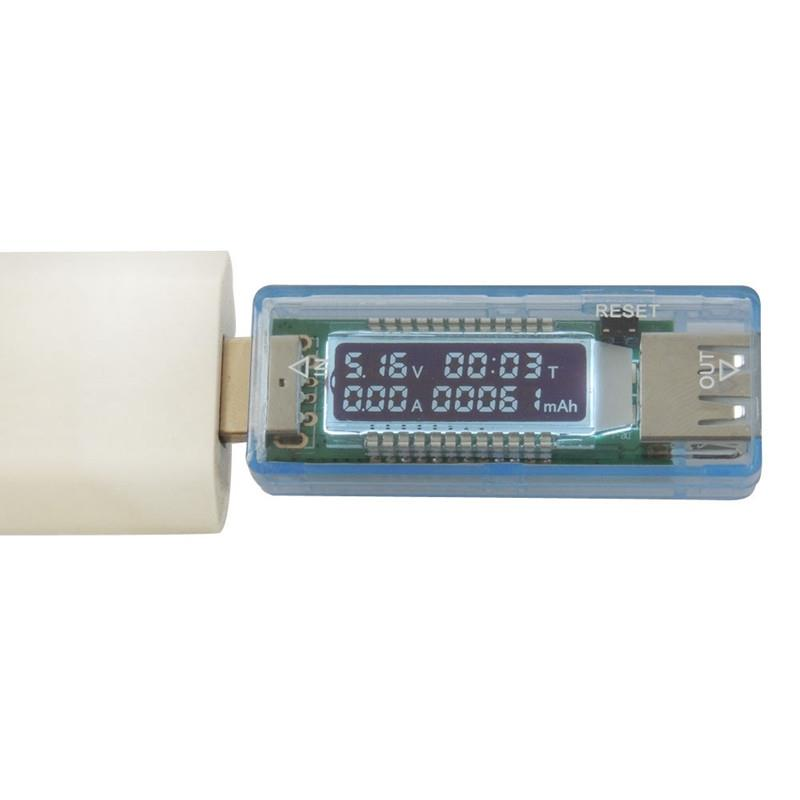 Charging Monitor Doctor USB Power Voltage Current Tester
