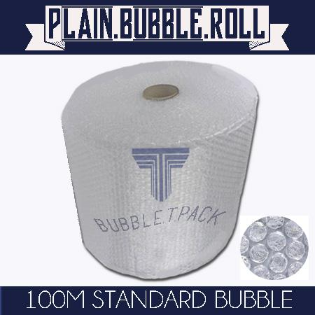 CHEAPEST Plain Standard BUBBLE WRAP ROLL (GST Included)