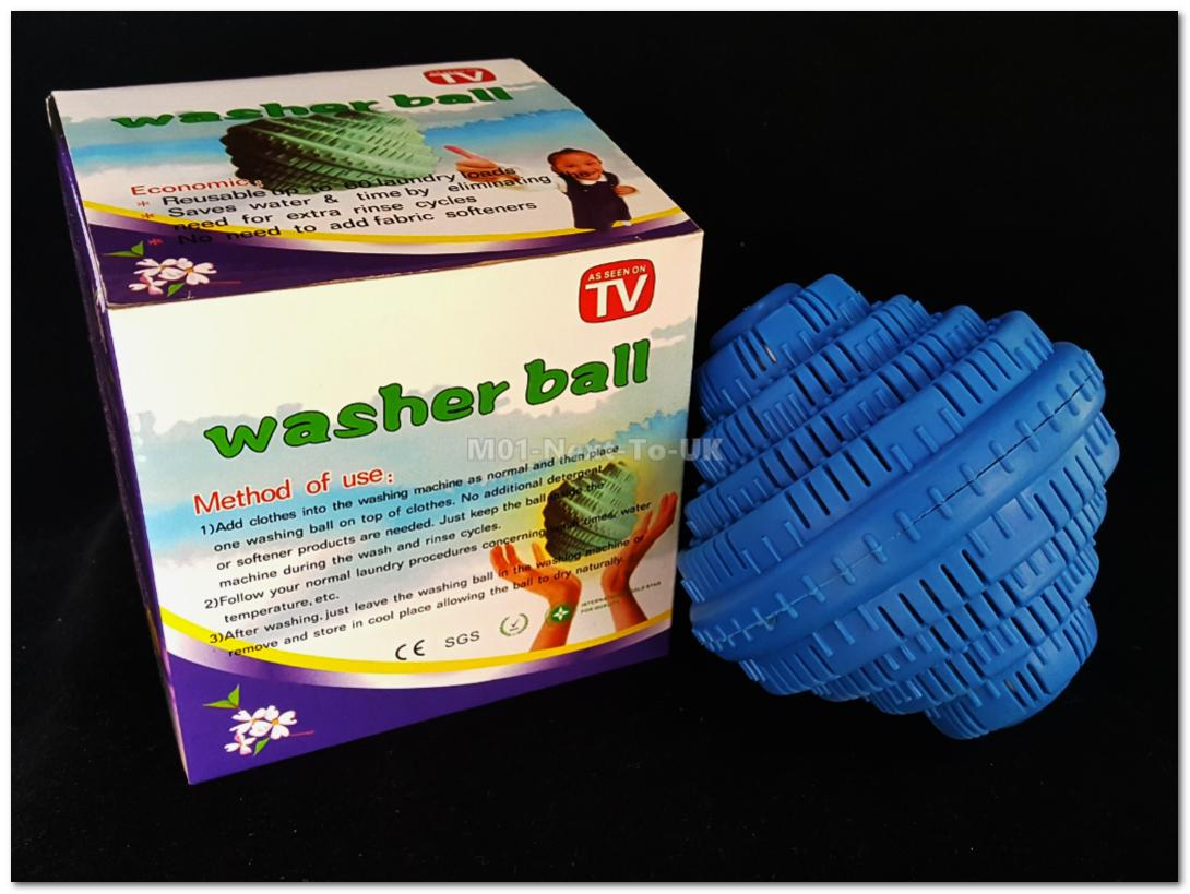 No Chemical Washing Laundry Dryer Ball Soften DRYING FABRIC SOFTENER