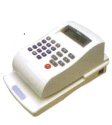Cheque Writer Machine | Cheque Printing Machine Malaysia Model: EC-210