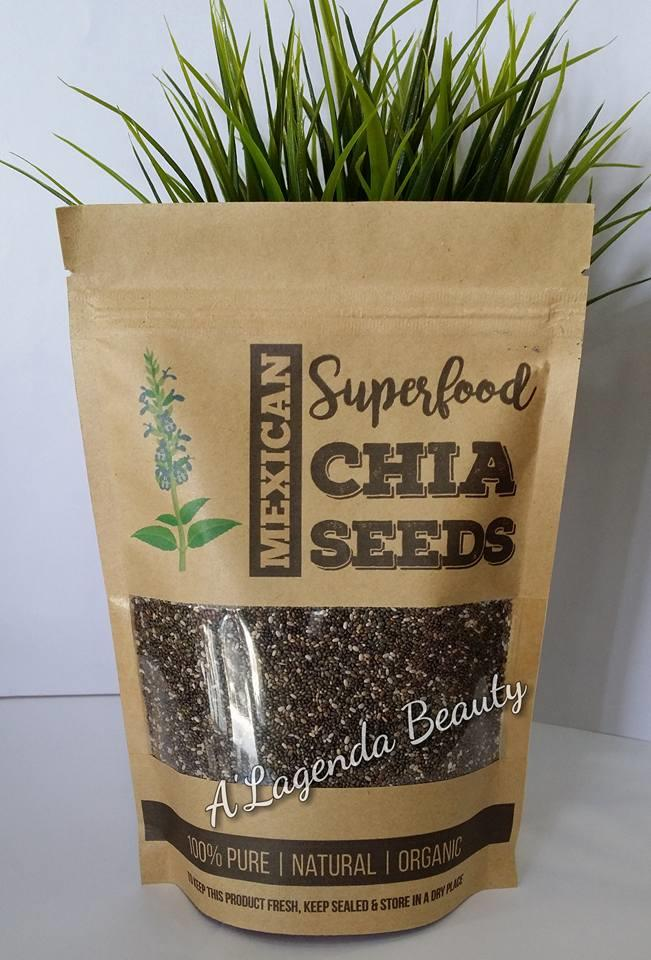 CHIA SEEDS MEXICO 250GM