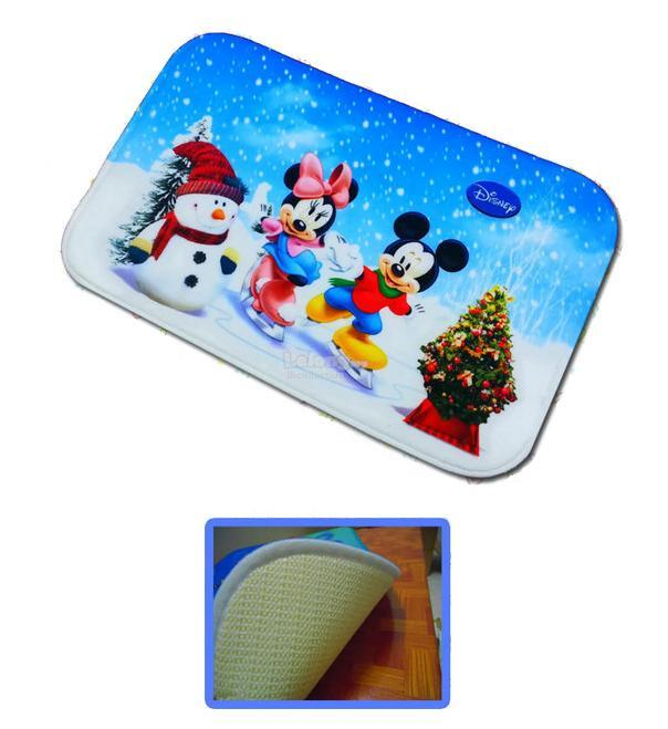 Children Carpet Mickey Snow