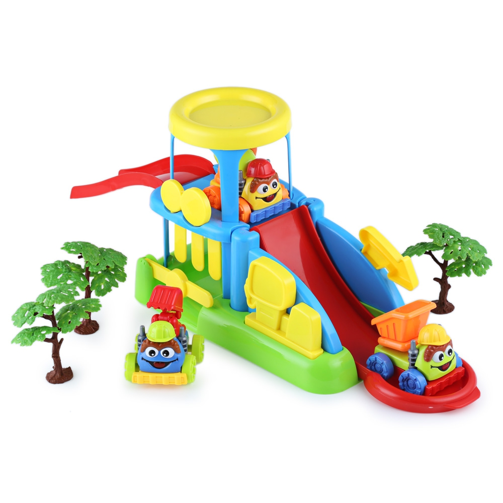 Cool Educational Toys : Children cool parking lot educ end pm myt