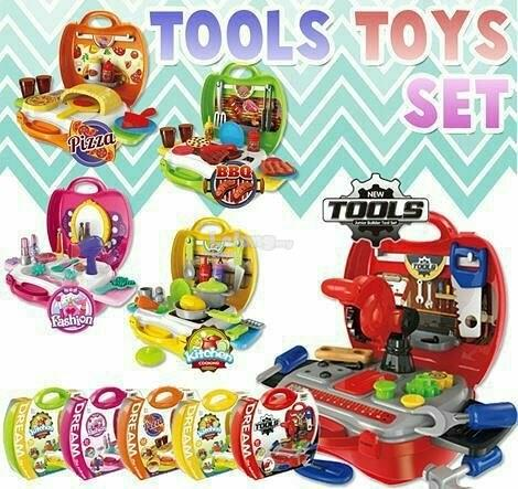 CHILDREN EDUCATION TOOLS TOY PLAY SET