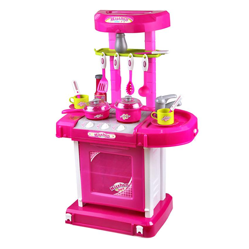 Children kitchen play set end 7 20 2016 7 15 am myt for Kids kitchen set sale