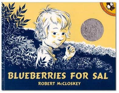 Children Picture Books: Blueberries For Sal