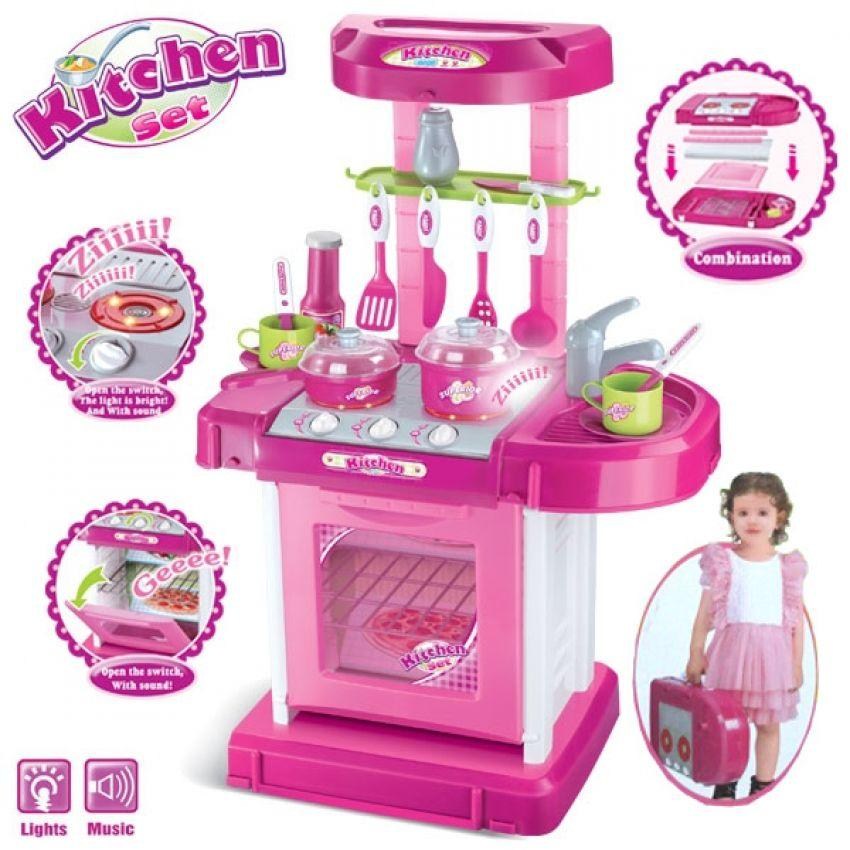 Children portable kitchen toy play end 1 19 2016 11 27 am for Kids kitchen set sale