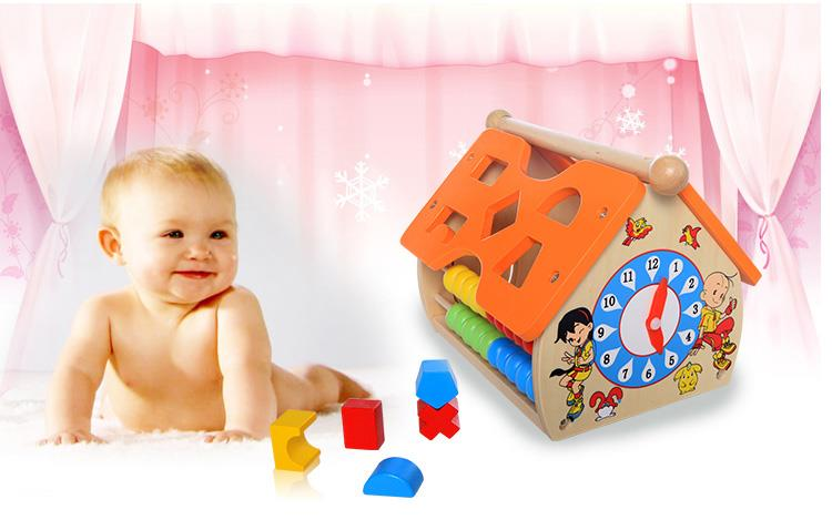 Children�s Educational Early Childhood Wooden Toys