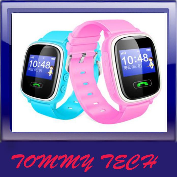 Children Watch Phone smartphone ONE KEY SOS CAN MAKE PHONE CALL
