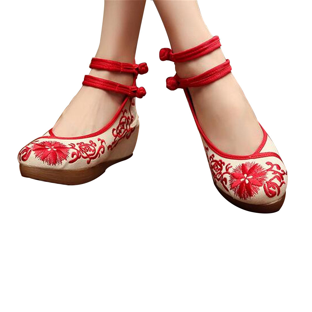 Amazing Com  Buy Traditional Chinese Women Wedding Phoenix Shoes Red Chinese