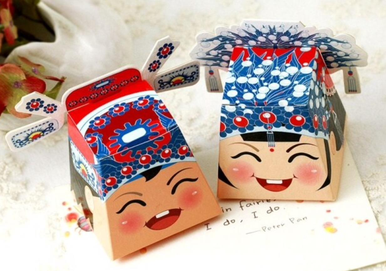 Chinese Wedding Gift For Groom : Chinese Wedding Gift Box Pair (end 3/7/2018 2:15 PM - MYT )
