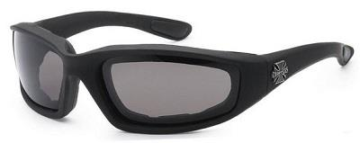 Choppers Padded Sunglasses Wind Dust Ray Protect Cycle Biker New