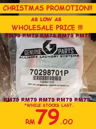CHRISTMAS PROMOTION RM79/Original Alliance Roller Bearing !