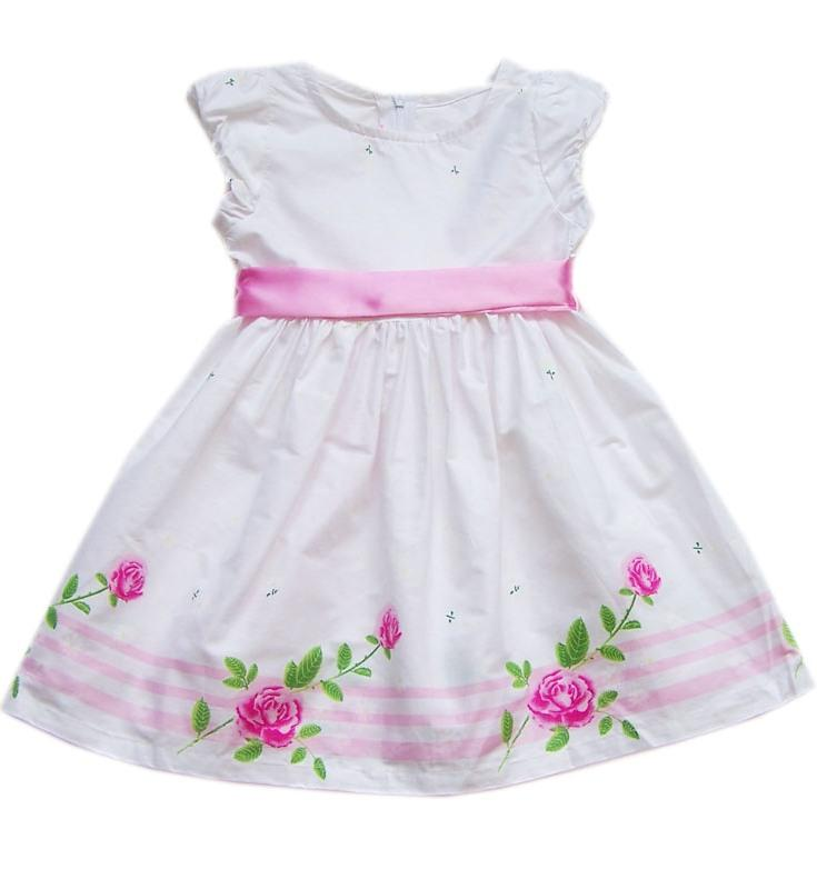 Tea Party Dresses For Kids 103