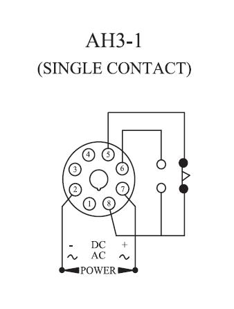 Cikachi Ah3 1 Single Range Delay Ic Timer Cpeelectrical I2545702 2007 01 Sale I on 3 bulb lamp wiring diagram