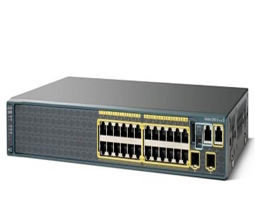 CISCO 2960 SWITCH