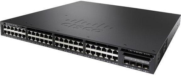Cisco Catalyst 3650 48 Port Data2x10G Uplink LAN Base(WS-C3650-48TD-L)