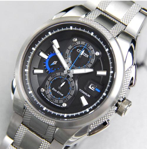 citizen super titanium eco drive