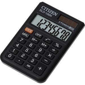 Citizen Electronic Calculator Pocket Series SLD-100N