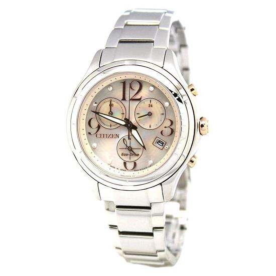 CITIZEN FB1371-58P FB1371-58 ECO-DRIVE LADIES WATCH